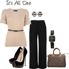"""Working It!"" by ddteach on Polyvore"