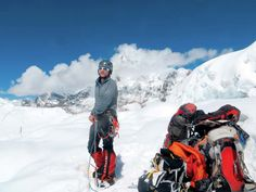 Kent Stewart climbs the world's seven summits, one step at a time. Written by Lindsey Lowe B-Metro Magazine, March 2014