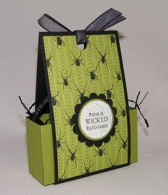 Easy treat holder! Box #2!