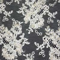 French beaded alecon lace