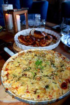Potatoes Au Gratin, Quiche, Roast, Food And Drink, Keto, Chicken, Baking, Breakfast, Desserts