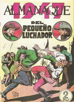 El Pequeño Luchador, Almanaque 1947