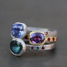 Bagues : anneaux, alliances & bagues serties de pierres précieuses