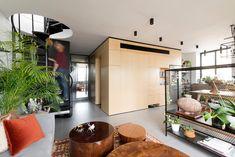 Dit appartement in Tel Aviv combineert stijl met opbergruimte