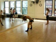 Kelsey Kincaid doing a lyrical dance by Melissa Medina at Broadway Dance Center in New York. Omg Melissa taught the very first class I took at BDC loveee her choreography
