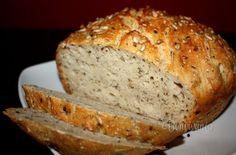 Osmihodinový chleba • recept • bonvivani.sk