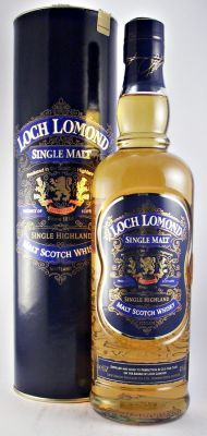 Loch Lomond Scotch Whisky no age statement 40%