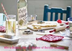 Find out about baking with Belvoir Elderflower cordial and enter to win 6 bottles and a childrens baking set with In The Playroom Childrens Baking, Cordial Recipe, Elderflower Cordial, Lemon Cupcakes, Baking Set, Cupcake Recipes, Food And Drink, Farms, Fruit