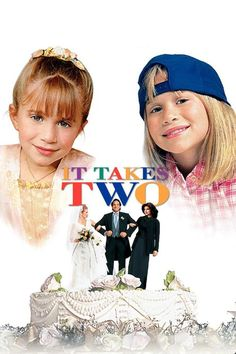 Watch It Takes Two (1995) Full Movie HD Free Download