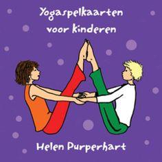 De Zaak Yogaspelkaarten voor kinderen - Helen Purperhart