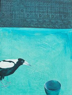 magpie by Cate Edwards