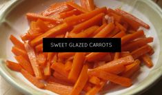 This is a really delicious Easter/Spring side that I love. Family raved over it when I made it a few Easters ago. Delicious side with ham, turkey, lamb, or beef. A great go-to crowd pleaser that kicks up carrots!  By Kara Heald