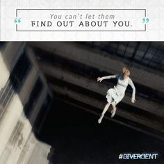 First Jumper! Divergent Trilogy, Divergent Insurgent Allegiant, Im Selfish, Erudite, Veronica Roth, The Fault In Our Stars, Words To Describe, Book Nerd, Love Book