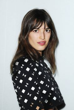 Parisian 'It' Girl Jeanne Damas Can't Live Without Red Lipstick and Heels - The Cut