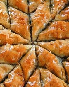Baklava Recipe - A very popular phyllo pastry that is served for dessert is known as Baklava, pronounced bahk-lah-VAH.