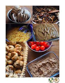 Kuchařka ze Svatojánu: ŽAMPIONOVÁ PAŠTIKA Muffin, Breakfast, Food, Morning Coffee, Meals, Muffins, Yemek, Morning Breakfast, Eten