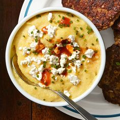 Cheese & Chive Grits