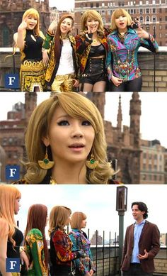 [Video] 2NE1 Talks Magical Songs and K-Pop With 'Forbes'