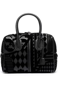 MCM 'Munich Tapisserie Boston' Leather Tote available at #Nordstrom