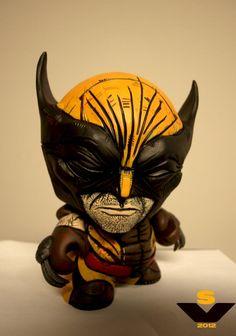 Wolverine : Munnydoll customs