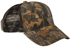 Port Authority Pro Camouflage Series Mesh Back Hat C869