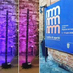 Scultura luminosa del maestro Filiberto Sbardella, presentata alla collettiva I Mille di Sgarbi, a Cervia dal 3 al 12 luglio 2020. 3, Neon Signs