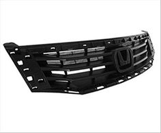 OE Replacement Honda Accord Grille Assembly (Partslink Number HO1200189). For product info go to:  https://www.caraccessoriesonlinemarket.com/oe-replacement-honda-accord-grille-assembly-partslink-number-ho1200189/