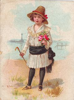 CACAO DRIESSEN GIRL WITH FLOWERS6 | Flickr - Photo Sharing!