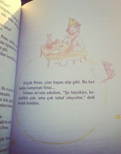 Küçük prens #alıntı #kitap