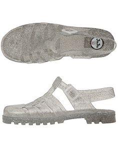 Juju Maxi Jelly Sandals | American Apparel