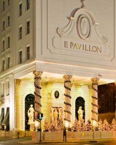 Le Pavillon Hotel - New Orleans, Louisiana #Jetsetter