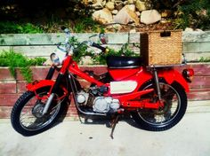 so cute honda ct90 trail 1969 honda cub, japanese motorcycle, old  motorcycles, vintage
