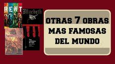 OTRAS 7 obras más famosas del mundo//2da PARTE