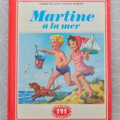 Martine à la mer  - Pauline et paulette la boutique vintage : www.paulineetpaulette.fr