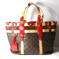 Tip: Louis Vuitton Shoulder Bag (Dark Brown)