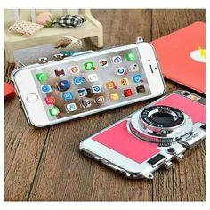 camera iphone 6/6s case