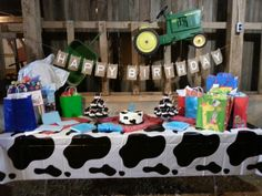 See 1 tip from 2 visitors to Crawford Farms Pumpkin Patch. Farmer Birthday Party, Birthday Cake, Cake Table, Four Square, Pumpkin, Happy, Pumpkins, Birthday Cakes, Ser Feliz
