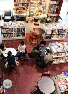 Lisboa,Portugal-Livraria Ler Devagar in LX Factory