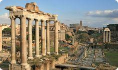 Roman Forum tour