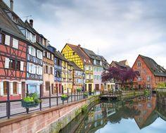 Colmar, Francia | 19 lugares realmente encantadores que tienes que ver antes de morir