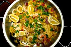 Blond Kitchen: Paella Valenciana