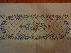 Vintage Needlepoint Patterns I - Loretta Scena Designs Needlepoint Patterns, Stitch, Wool, Rugs, Canvas, Beautiful, Vintage, Design, Decor