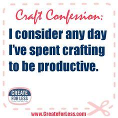 Craft Confession