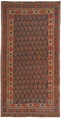 AFSHAR, Southeast Persian 6ft 6in x 12ft 7in Circa 1875