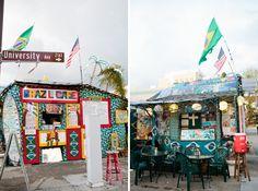 Famous Tri-Tip Sandwich at the Brazil Café in Berkeley, California // Simone Anne