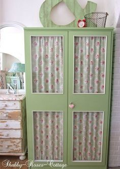 shabby chic cupboard makeover - Google Search
