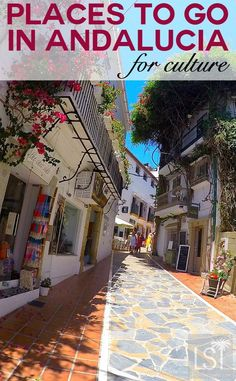 Places to go in Andalucia, Spain. Travel to some of Europe's top destinations including arty and cultural cities like Málaga, historic Marbella, glamorous Puerto Banus and the mountainous grandeur of Ronda.