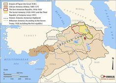 Armenia throughout history