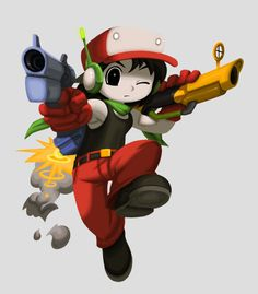 cave story characters - Google Search