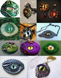 глаз дракона как сделать